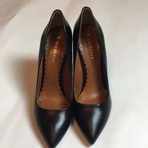 MULBERRY leather Pump
